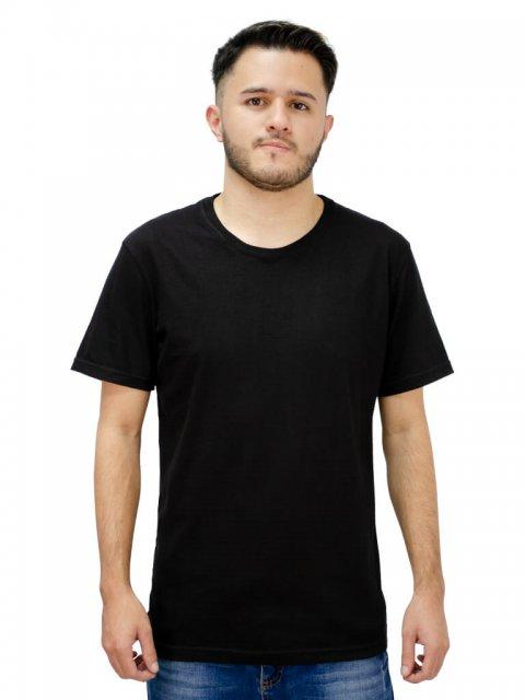 Camiseta cuello redondo caballero